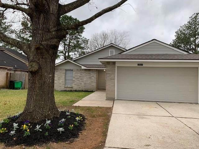 23831 Floragate Drive, Spring, TX 77373 (MLS #61223401) :: The Jill Smith Team