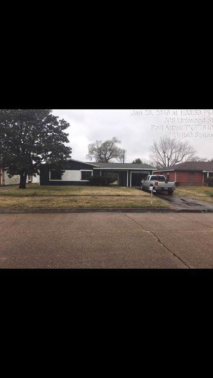 317 Linkwood Street, Port Arthur, TX 77640 (MLS #61296345) :: Guevara Backman