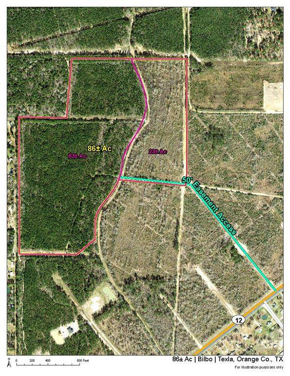 0000 Highway 12, Orange, TX 77632 (MLS #61301352) :: Michele Harmon Team