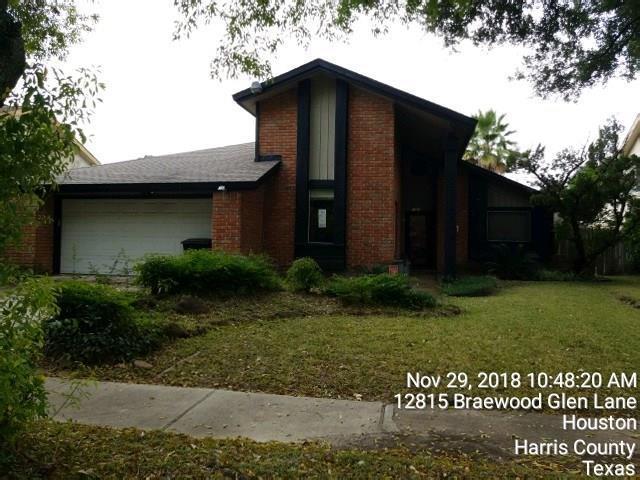 12819 Corona Lane, Houston, TX 77072 (MLS #61361492) :: Texas Home Shop Realty