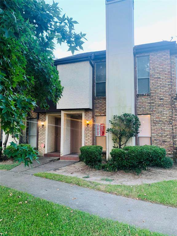 17230 Imperial Valley Drive #22, Houston, TX 77060 (MLS #61466560) :: All Cities USA Realty
