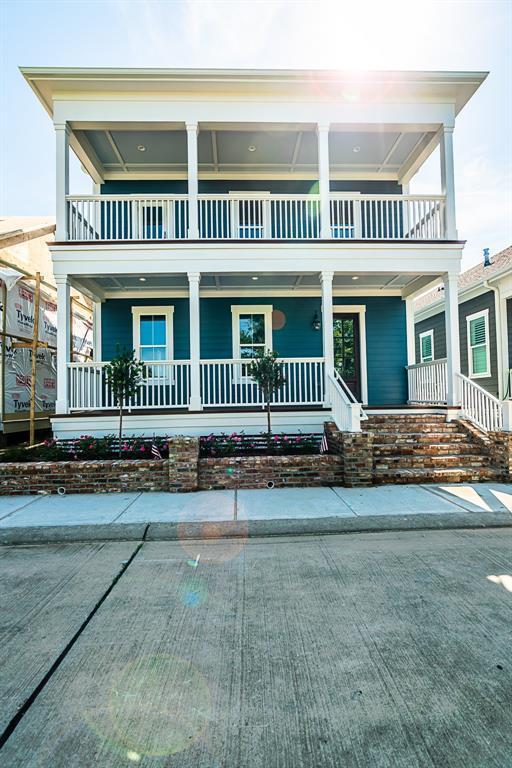 4 Duval Street, Galveston, TX 77554 (MLS #61679900) :: Caskey Realty