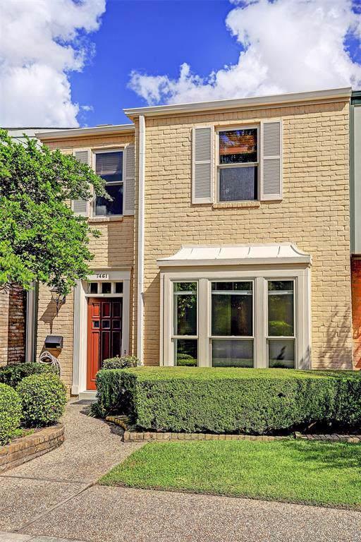 7461 Brompton Street, Houston, TX 77025 (MLS #6177433) :: The Home Branch
