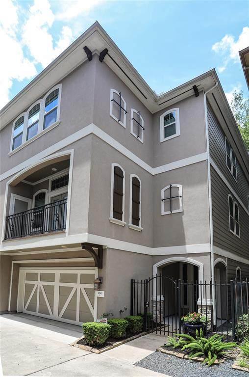 4243 Dickson Street, Houston, TX 77007 (MLS #6188798) :: Caskey Realty