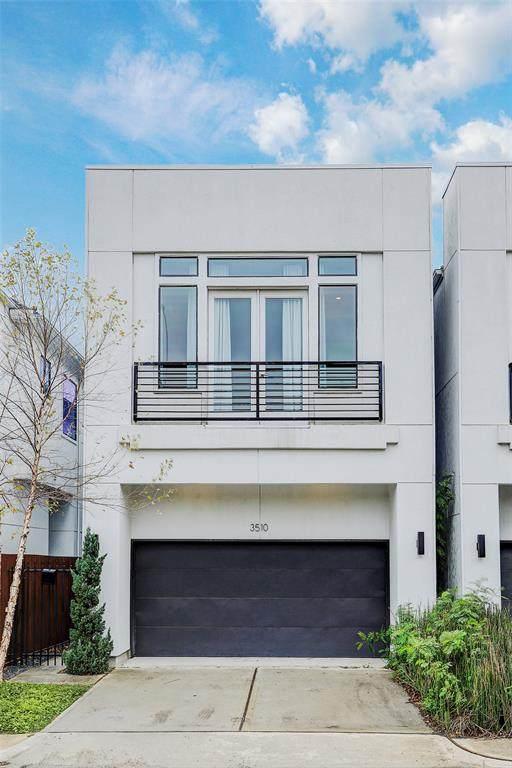 3510 Jackson Street, Houston, TX 77004 (MLS #62135705) :: The Home Branch