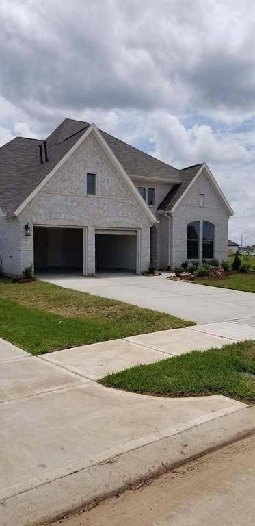 20227 Laila Manor Lane, Richmond, TX 77407 (MLS #62191672) :: The SOLD by George Team