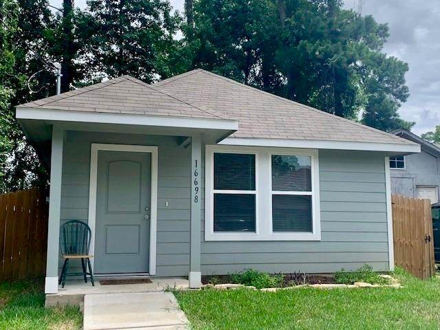 16698 E Forrestal, Montgomery, TX 77316 (MLS #62315164) :: Homemax Properties