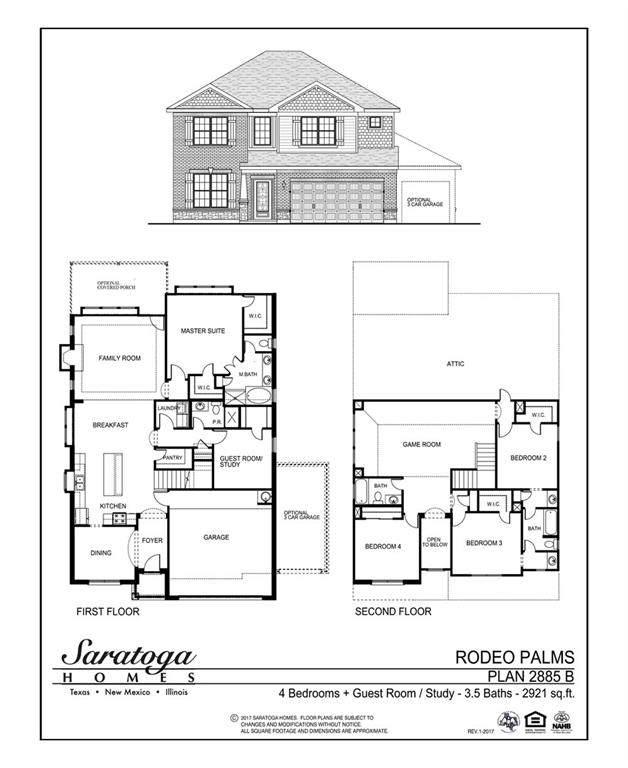 45 Royal Rose Drive, Manvel, TX 77578 (MLS #62400267) :: Texas Home Shop Realty