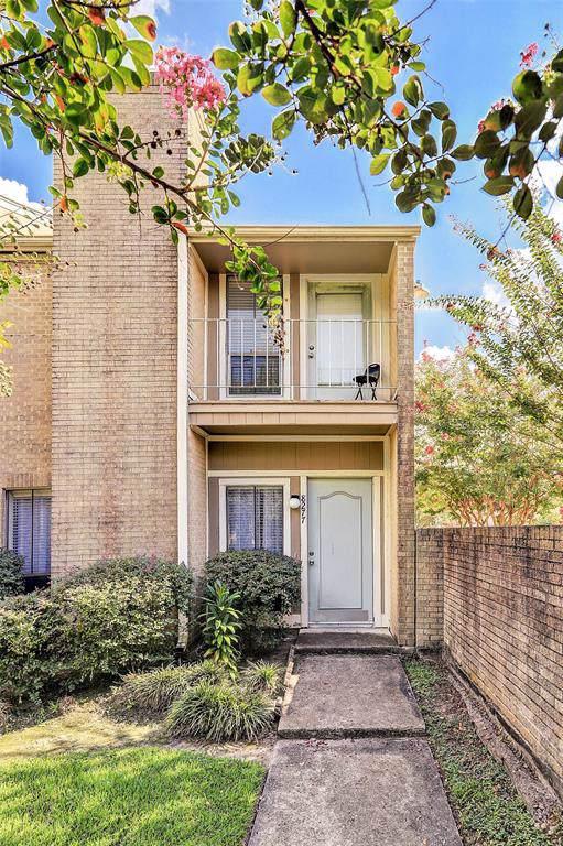 8277 Wednesbury Lane 2/11, Houston, TX 77074 (MLS #62457727) :: The Jill Smith Team