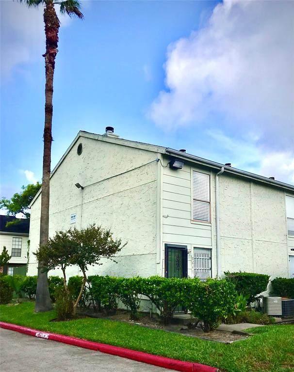 8641 Village Of Fondren Drive #8641, Houston, TX 77071 (MLS #62590314) :: EW & Associates Realty, LLC