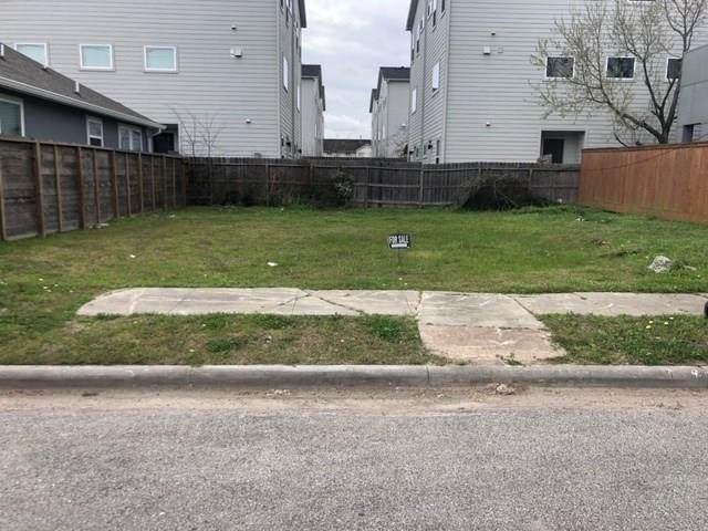 618 Sydnor Street, Houston, TX 77020 (MLS #62690050) :: The Freund Group