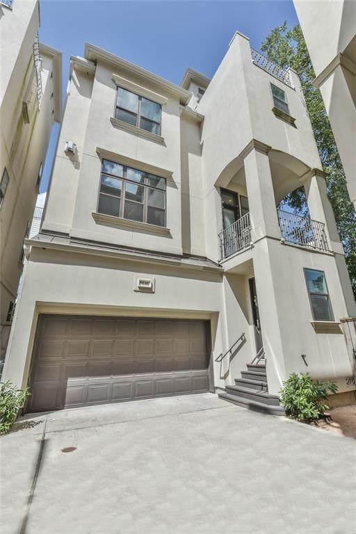 5646 Larkin Street, Houston, TX 77007 (MLS #62831452) :: Lerner Realty Solutions