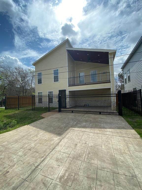8128 Eastover Street, Houston, TX 77028 (MLS #62910115) :: Bay Area Elite Properties