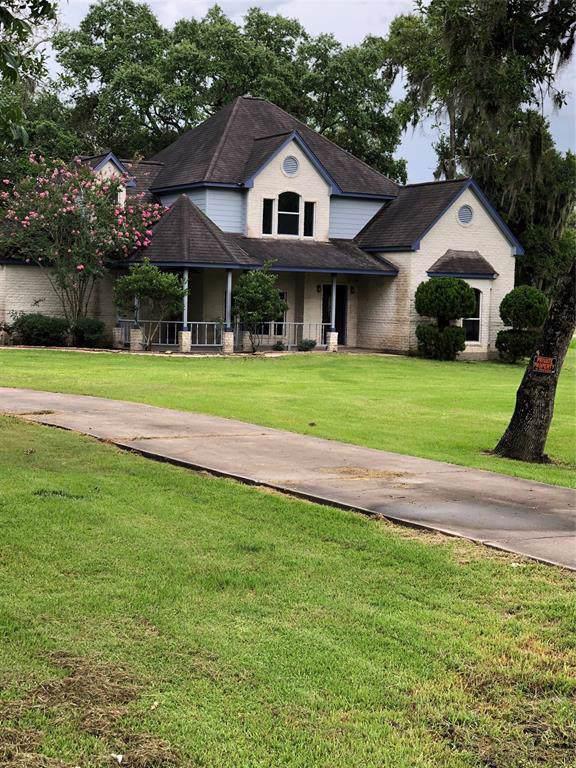 2618 County Road 790, Brazoria, TX 77422 (MLS #62969751) :: Ellison Real Estate Team