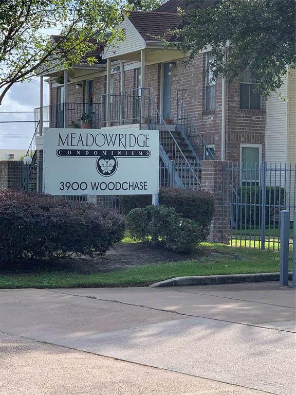 3900 Woodchase Drive #109, Houston, TX 77042 (MLS #63028159) :: Ellison Real Estate Team