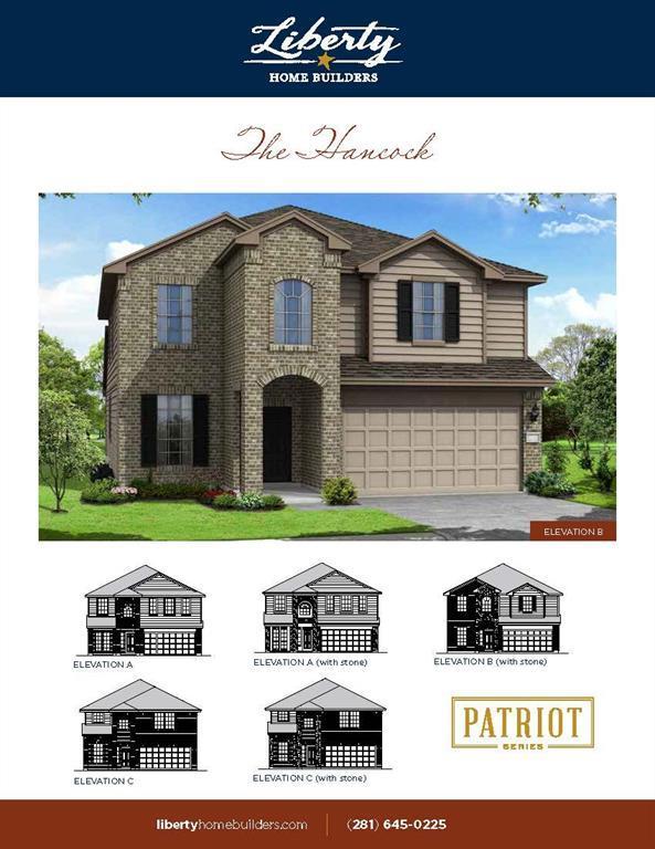 313 Terra Vista Circle, Montgomery, TX 77356 (MLS #63108201) :: The Home Branch