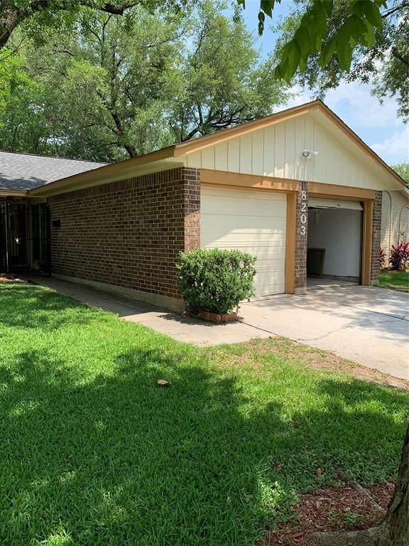 8203 Augustine Drive, Houston, TX 77036 (MLS #63141025) :: Giorgi Real Estate Group