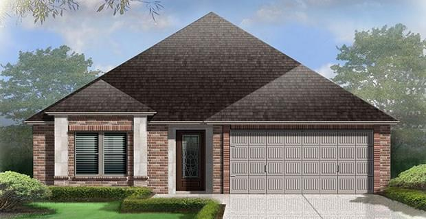 12239 Golden Oasis Lane, Humble, TX 77346 (MLS #6322894) :: Texas Home Shop Realty