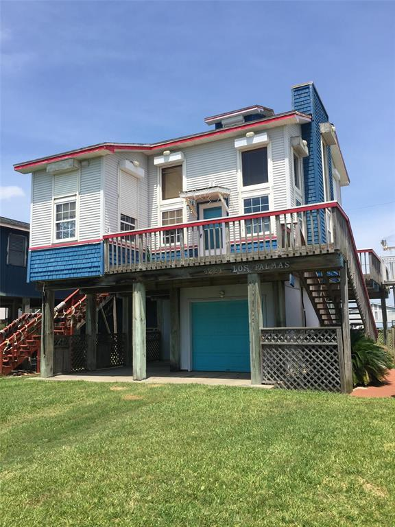 4221 Las Palmas, Galveston, TX 77554 (MLS #63267599) :: The Parodi Team at Realty Associates