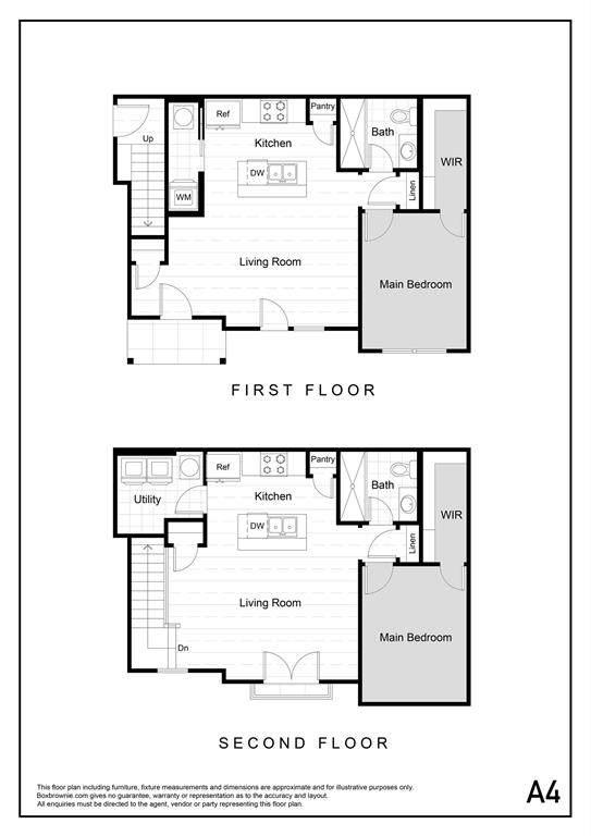 5262 Ella #100, Houston, TX 77018 (MLS #63362143) :: Bray Real Estate Group
