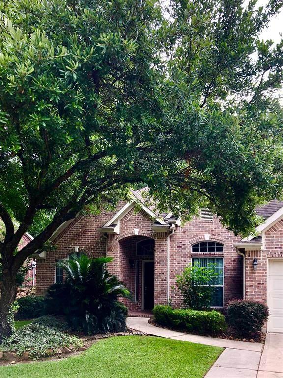 107 Dawns Edge Drive, Conroe, TX 77356 (MLS #63542109) :: The Home Branch