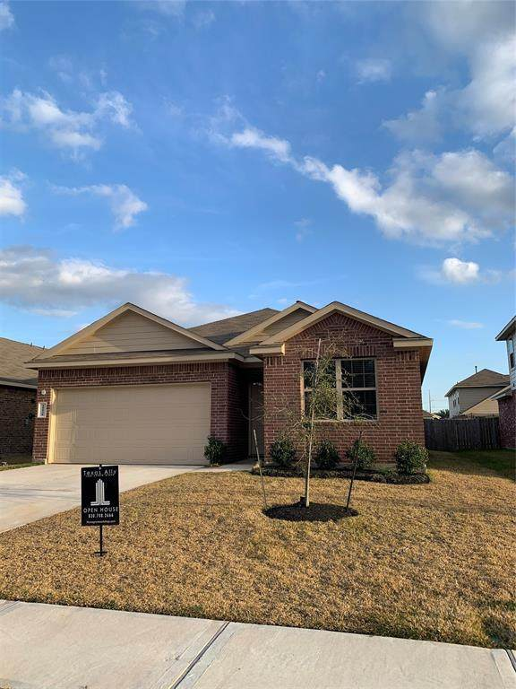 18038 Atwood Mill Drive, New Caney, TX 77357 (MLS #63579279) :: The Bly Team