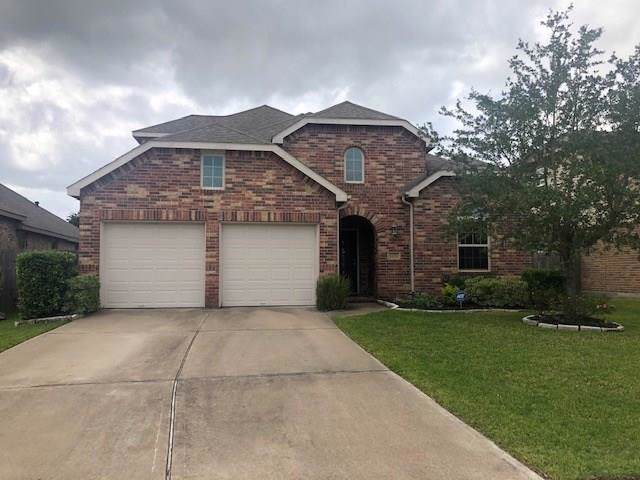 6171 Bridgewater Lane, League City, TX 77573 (MLS #63752903) :: Rachel Lee Realtor