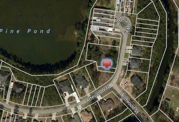 Lot 72 Artesian Way, Roman Forest, TX 77357 (MLS #63782413) :: TEXdot Realtors, Inc.