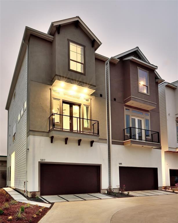 5802 E Post Oak Lane A, Houston, TX 77055 (MLS #6382351) :: Texas Home Shop Realty