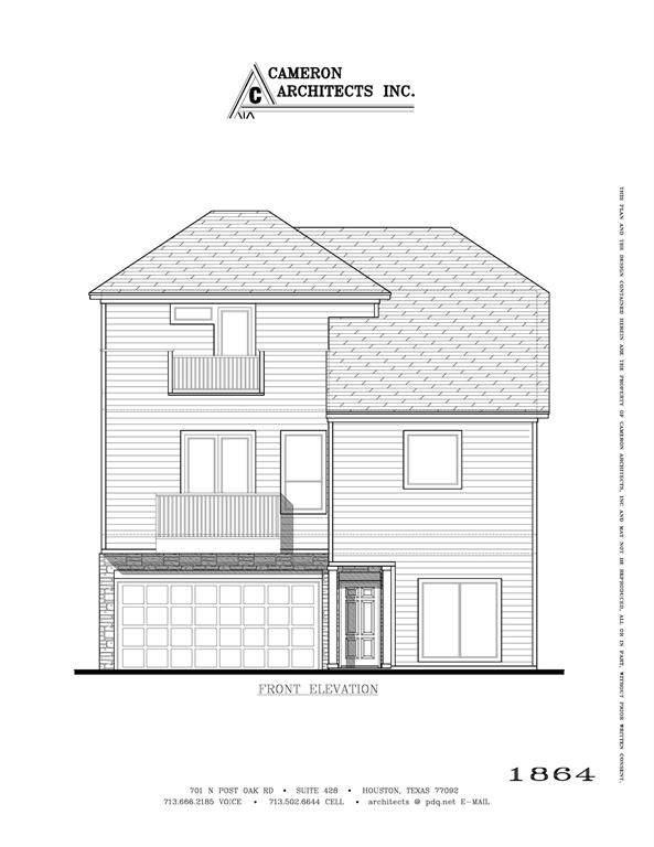 903 Willard, Houston, TX 77006 (MLS #63845704) :: Giorgi Real Estate Group