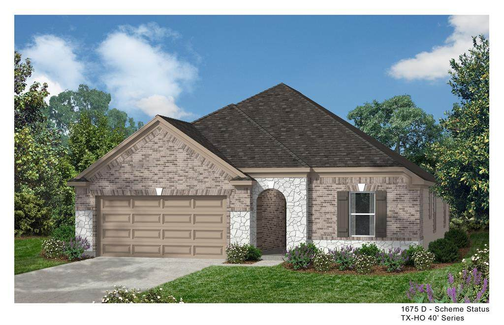 2504 Little Bluestem Lane - Photo 1