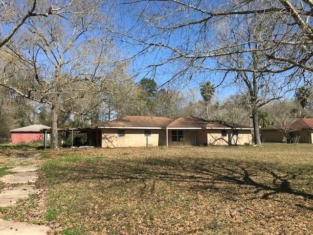 65 White Oak Drive, Woodbranch, TX 77357 (MLS #63993014) :: Phyllis Foster Real Estate