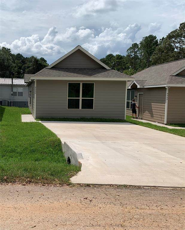 16720 E Forrestal, Montgomery, TX 77316 (MLS #64016622) :: Connect Realty