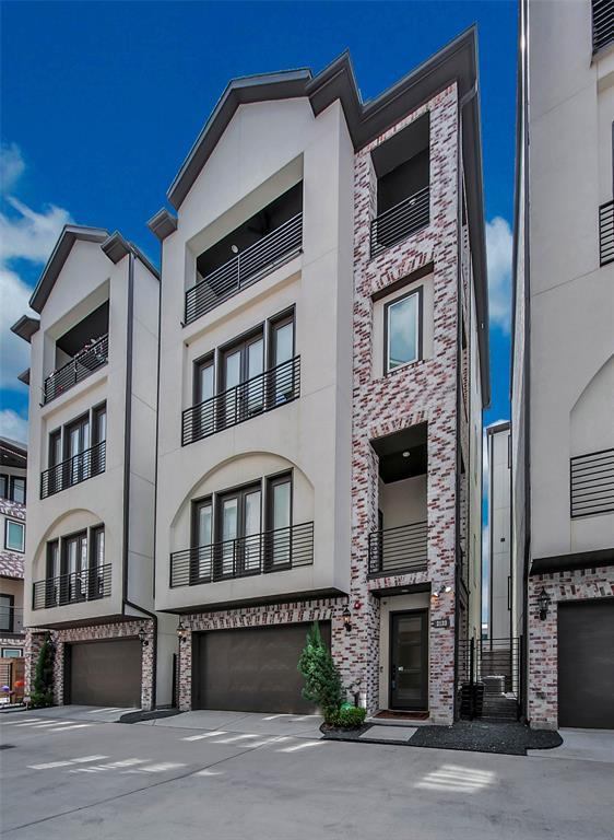 2123 Taft Street, Houston, TX 77006 (MLS #64038699) :: Texas Home Shop Realty