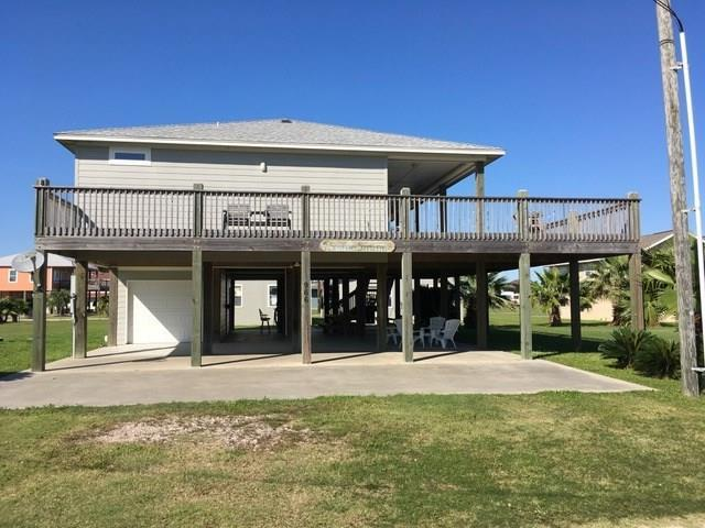 966 Olive, Crystal Beach, TX 77650 (MLS #64329022) :: Texas Home Shop Realty
