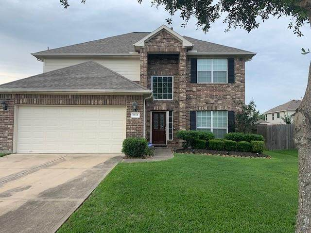 9115 Stag Brook Court, Humble, TX 77338 (MLS #64458204) :: The SOLD by George Team