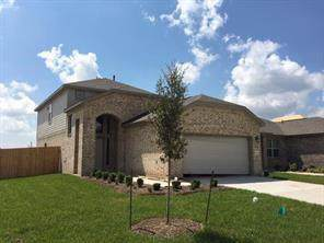 5326 Decatur Court, Dickinson, TX 77539 (MLS #64570002) :: Rachel Lee Realtor