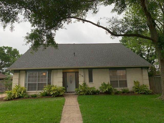 719 Park Knoll Lane, Katy, TX 77450 (MLS #64664894) :: The SOLD by George Team