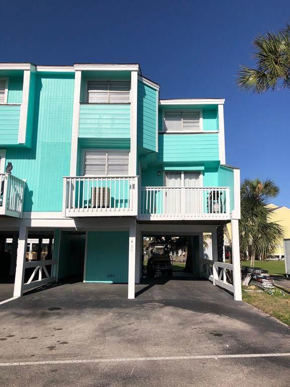 401 Jean Lafitte Cove, Galveston, TX 77554 (MLS #64692254) :: Ellison Real Estate Team