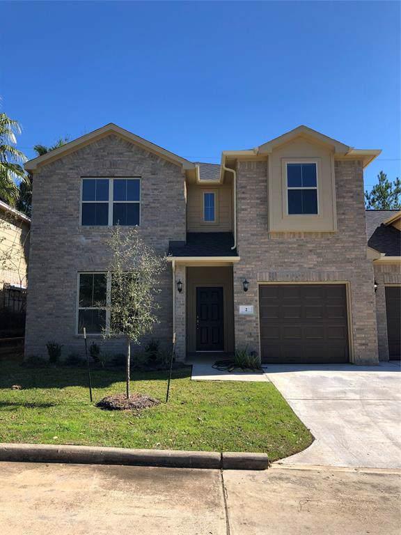 1898 Longmire #2, Conroe, TX 77304 (MLS #64986369) :: Ellison Real Estate Team