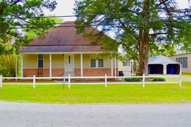 461 S Read Street, Lovelady, TX 75851 (MLS #65003524) :: Caskey Realty