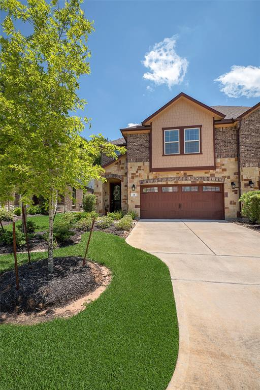 14 Ancestry Stone Place, The Woodlands, TX 77354 (MLS #65262692) :: Texas Home Shop Realty