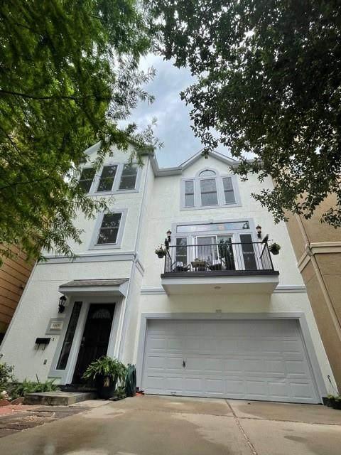 5809 Maxie Street, Houston, TX 77007 (MLS #65268463) :: Texas Home Shop Realty