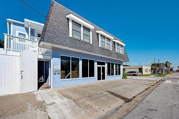 1101 21st And 2107 Ave K Street, Galveston, TX 77550 (#65423907) :: ORO Realty