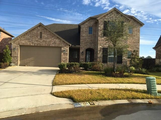 7406 Windsor View Drive, Spring, TX 77379 (MLS #65449570) :: Texas Home Shop Realty