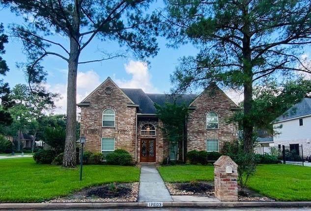 17603 Hidden Forest Drive, Spring, TX 77379 (MLS #65974390) :: Green Residential