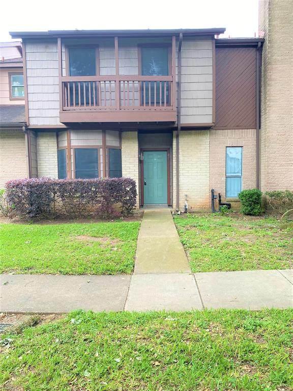12400 Brookglade Circle #47, Houston, TX 77099 (MLS #66040022) :: The Freund Group