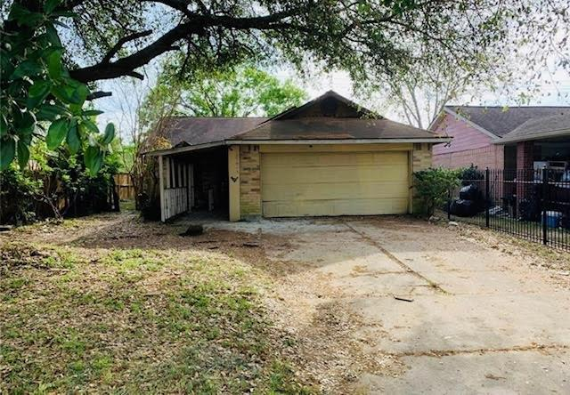12915 Ambrose Street, Houston, TX 77045 (MLS #66050991) :: The Home Branch