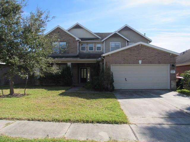 16207 Peach Bluff Lane, Cypress, TX 77429 (MLS #66124485) :: Texas Home Shop Realty