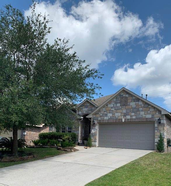 111 N Hawkhurst Circle, The Woodlands, TX 77354 (MLS #66166427) :: The Queen Team